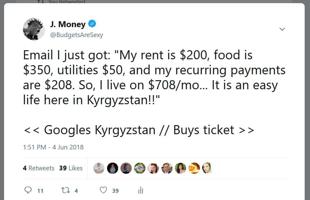 kyrgyzstan budget