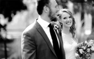 laura grace wedding pic