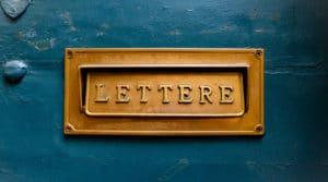 letter inbox