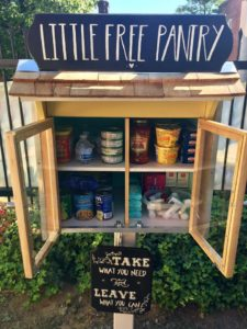 a little free pantry
