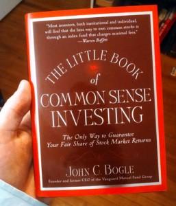 little book common sense investing - jack bogle