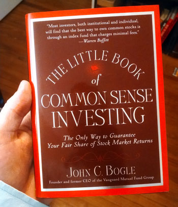 little book common sense investing - jack bogle