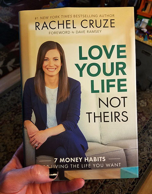 love your life not theirs - book