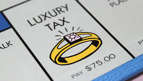 luxury tax monopoly