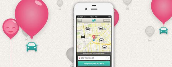 lyft car app