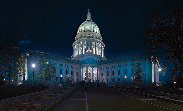 madison capital building