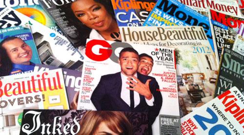 magazine addict