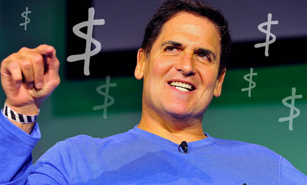 mark cuban - how to get rich