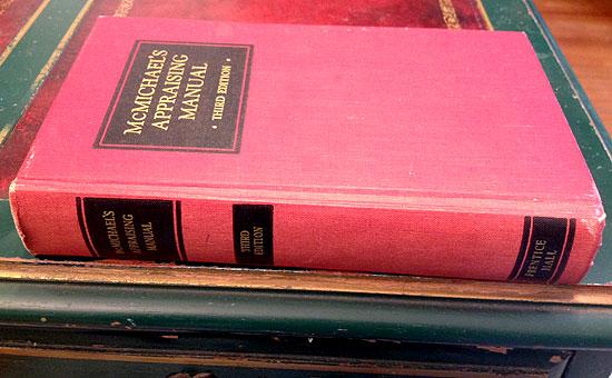 mcmichael's appraising manual third edition