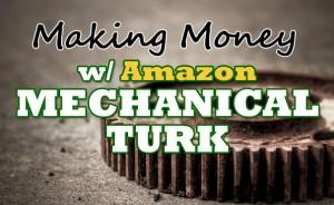 mechanical turk hustle