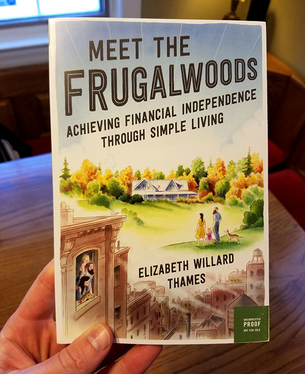 meet frugalwoods book