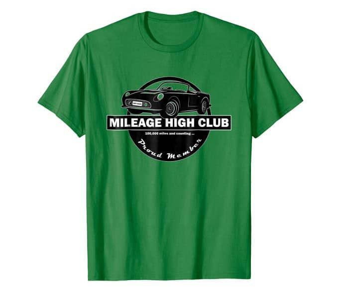 Are you a member of the Mileage High Club?!