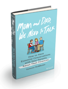 mom and dad we need to talk book