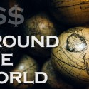 money around the world
