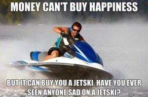 money jetski gif