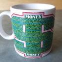 money quotes coffee mug