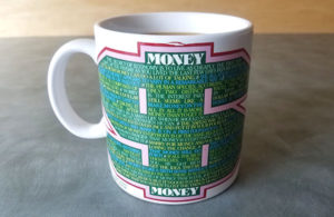 money quotes coffee mug