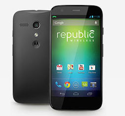 moto g republic wireless