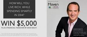 moven david bach giveaway