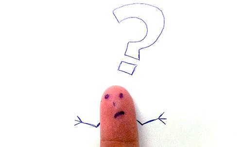 mr. finger question