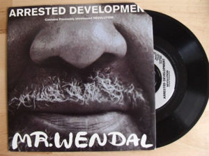 mr wendal - arrested development