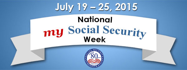 my social security week