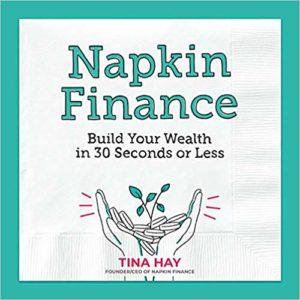 napkin finance book