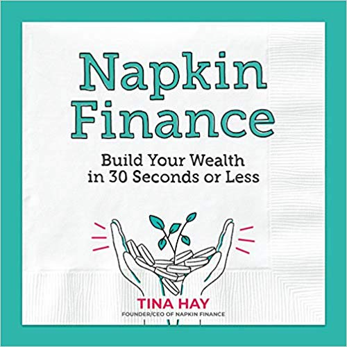 napkin finance book