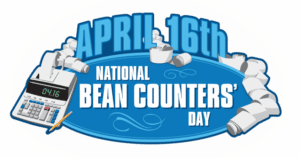 national bean counters day