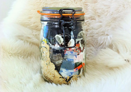 no waste jar