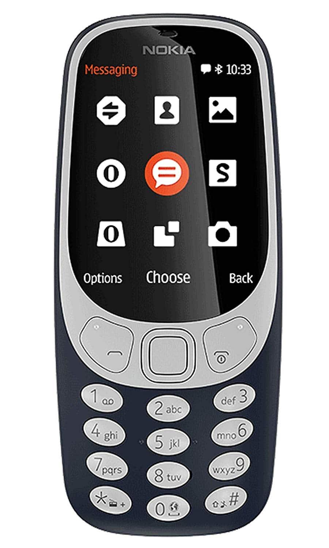 nokia 3310 minimalist phone
