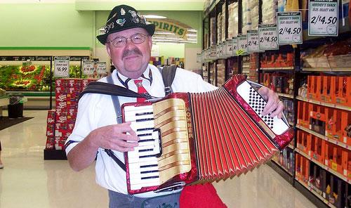 oktoberfest accordian getup
