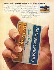 Old ad: BankAmericard