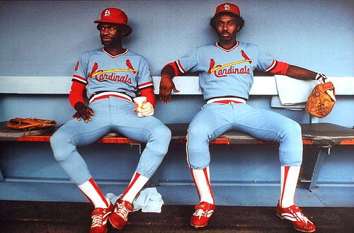 old school cardinals baseball