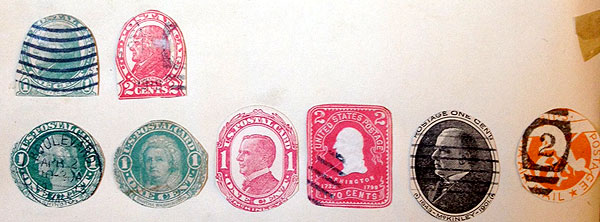 old us envelope stamps