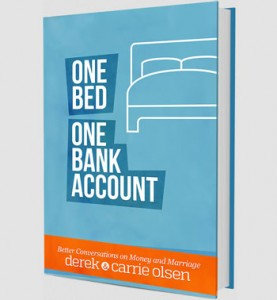 one bed one bank account