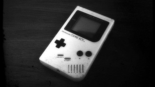 old game boy