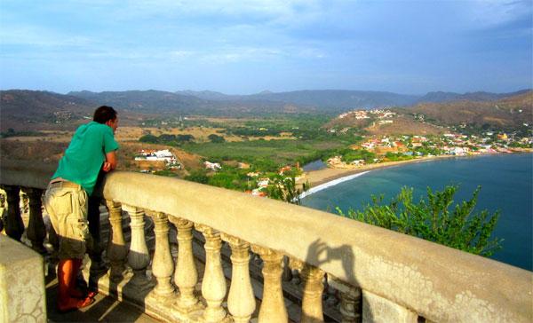 overlooking nicaragua