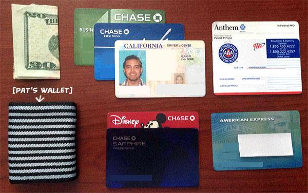 pat flynn wallet