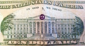 peace dollar bill