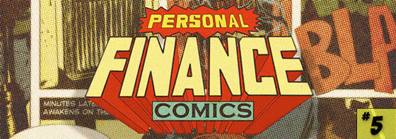 Personal Finance (PF) Comics