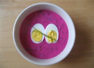 ping eggs bowl