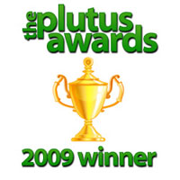 plutus awards winner 2009