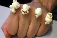 popcorn fingers