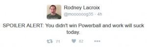 powerball lottery joke