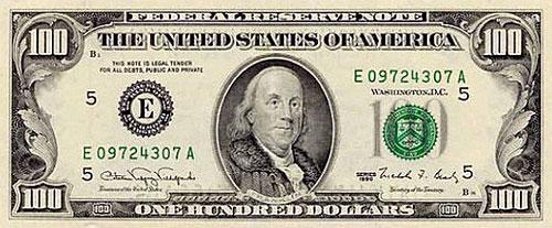previous 100 bill