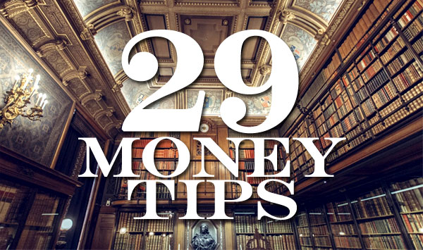 quick money tips