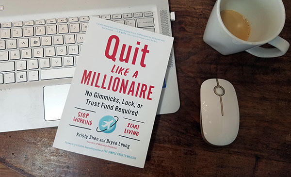 quit like a millionaire book