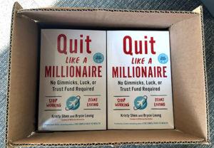 quit like a millionaire books