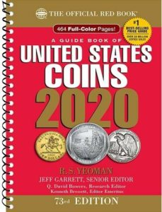 red book coin collecting 2020